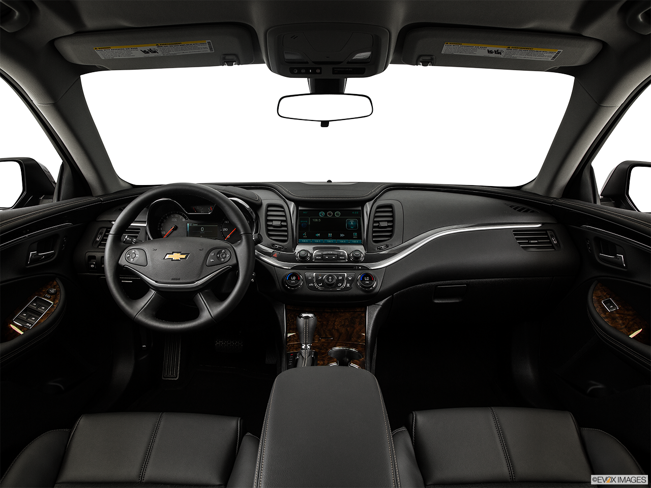 2015 chevy impala interior. interior view of 2015 chevrolet impala in carson chevy l