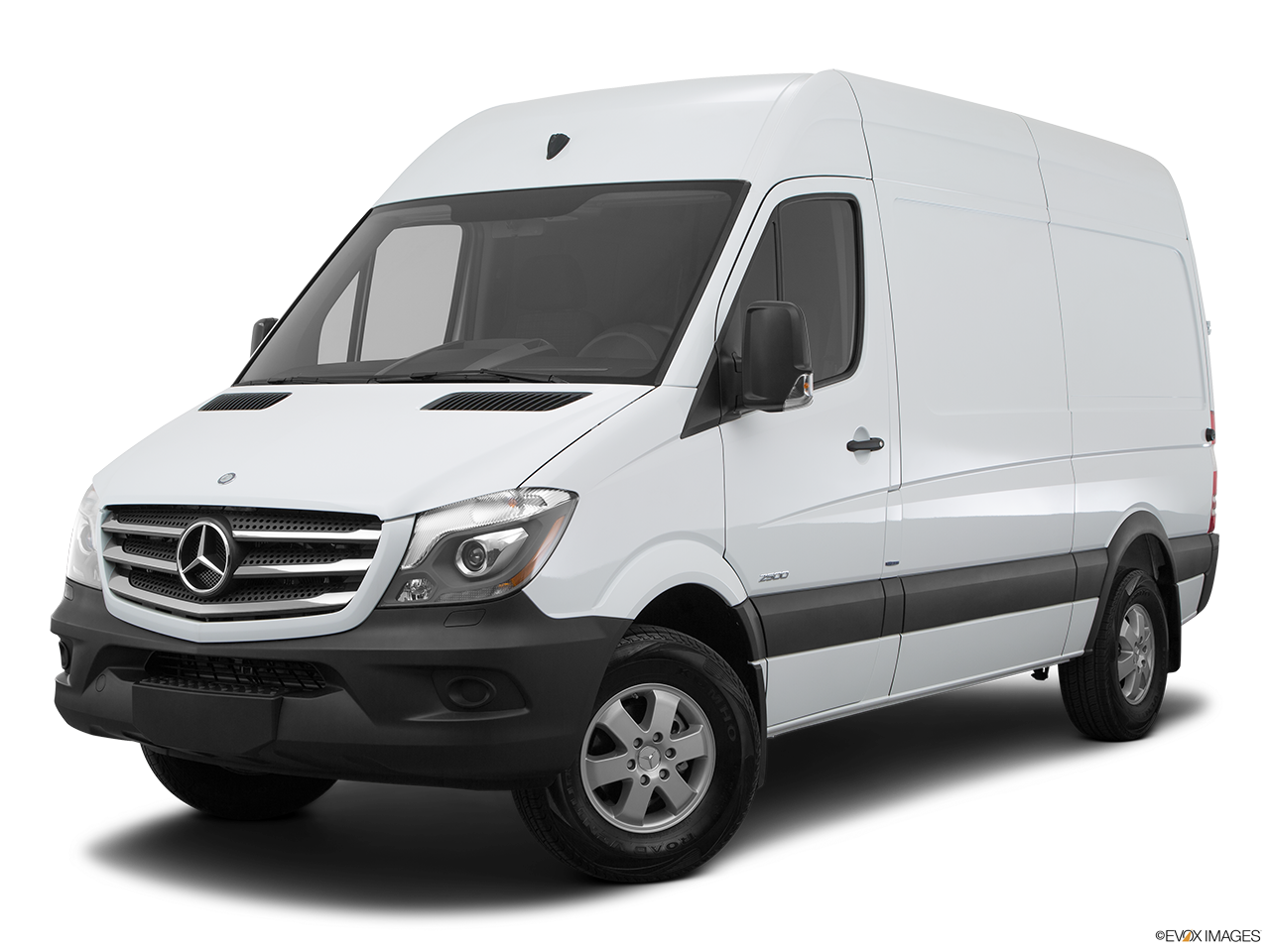 Image gallery mercedes benz van for Mercedes benz van