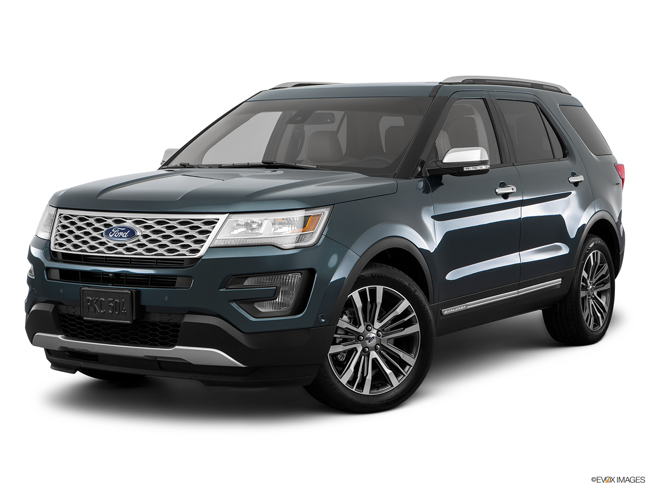 Test Drive A 2017 Ford Explorer at Galpin Ford in Los Angeles