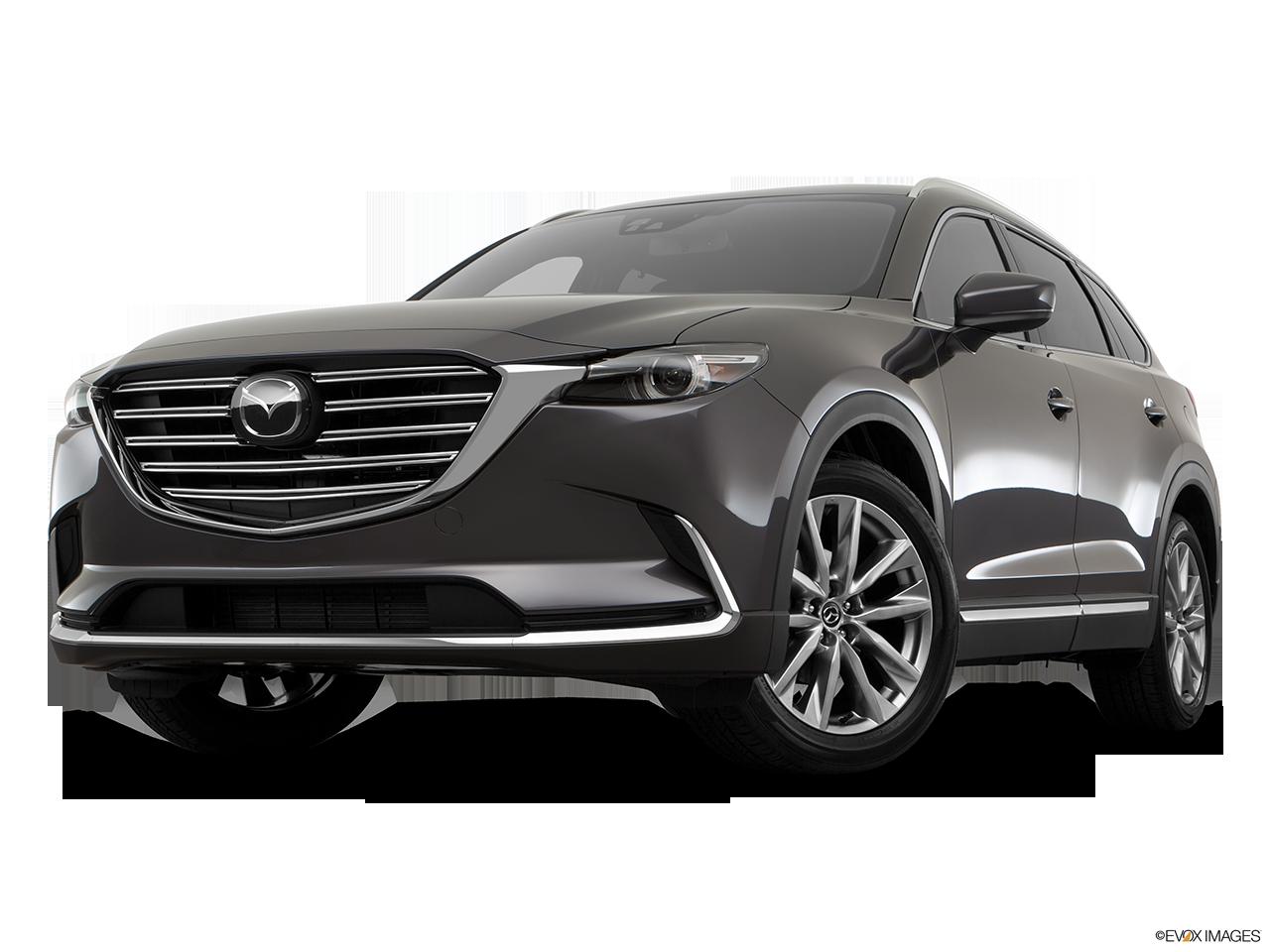 Compare the 2017 Mazda CX9 vs 20017 BMW X5 35i  Romano Mazda
