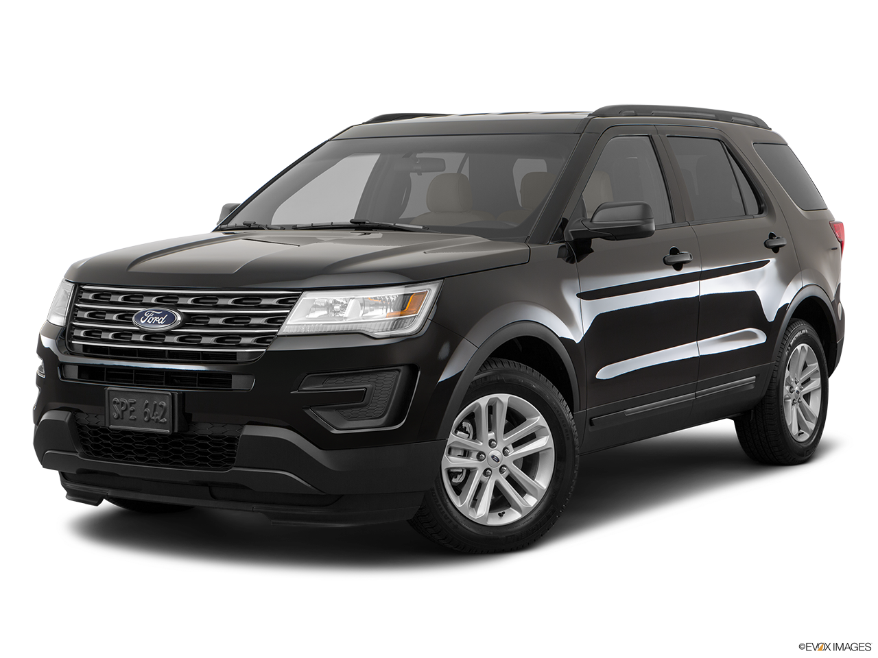 Test Drive A 2017 Ford Explorer at Mossy Ford in San Diego
