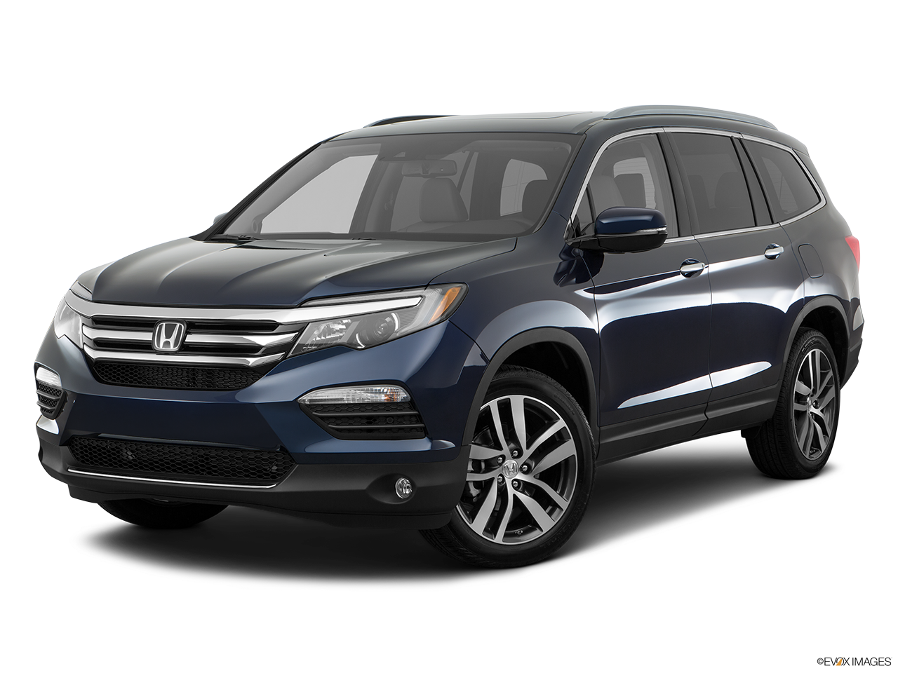 Test Drive A 2017 Honda Pilot at Honda of El Cajon near San Diego