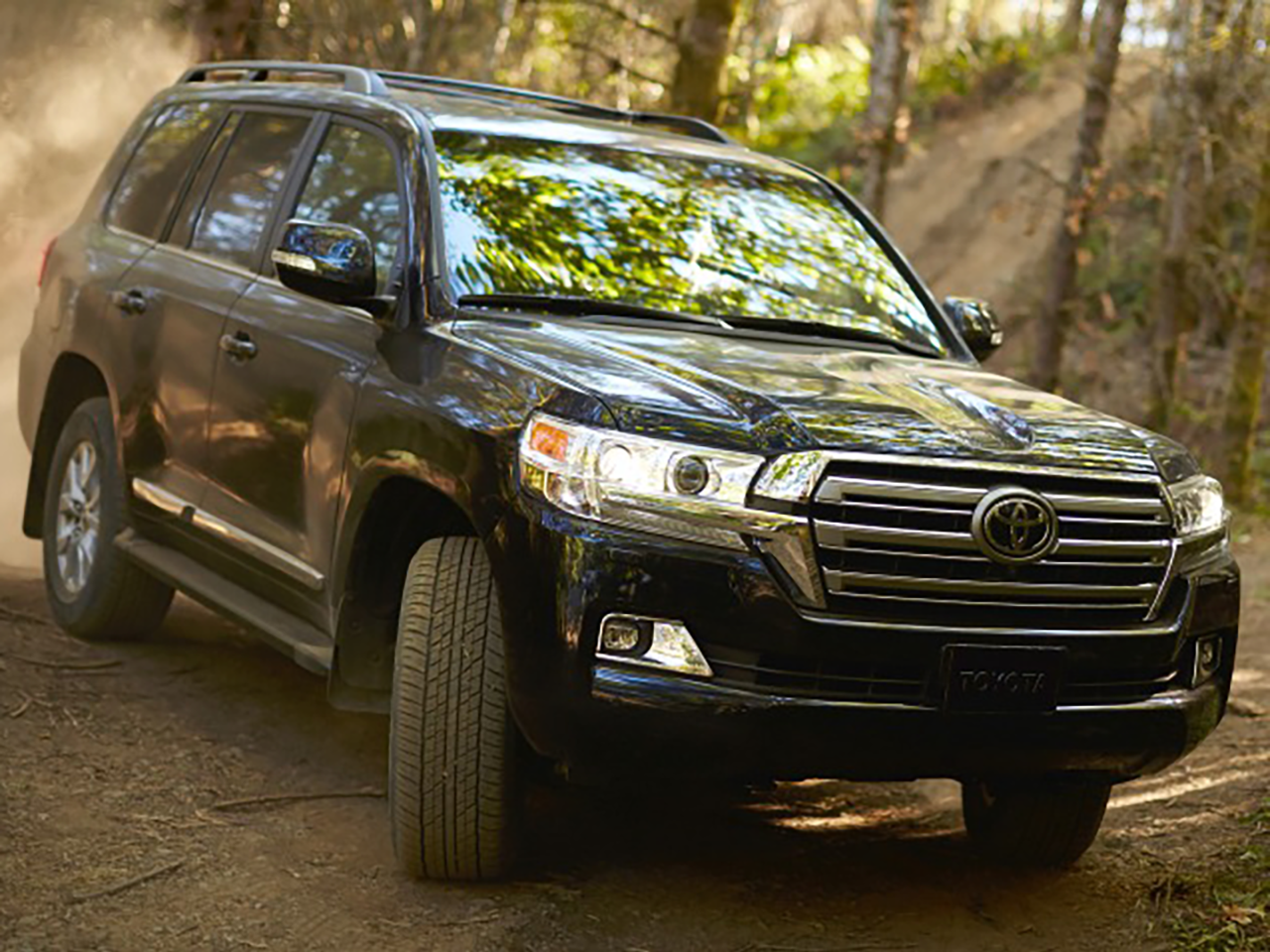 Research The 2016 Toyota Land Cruiser in Tustin