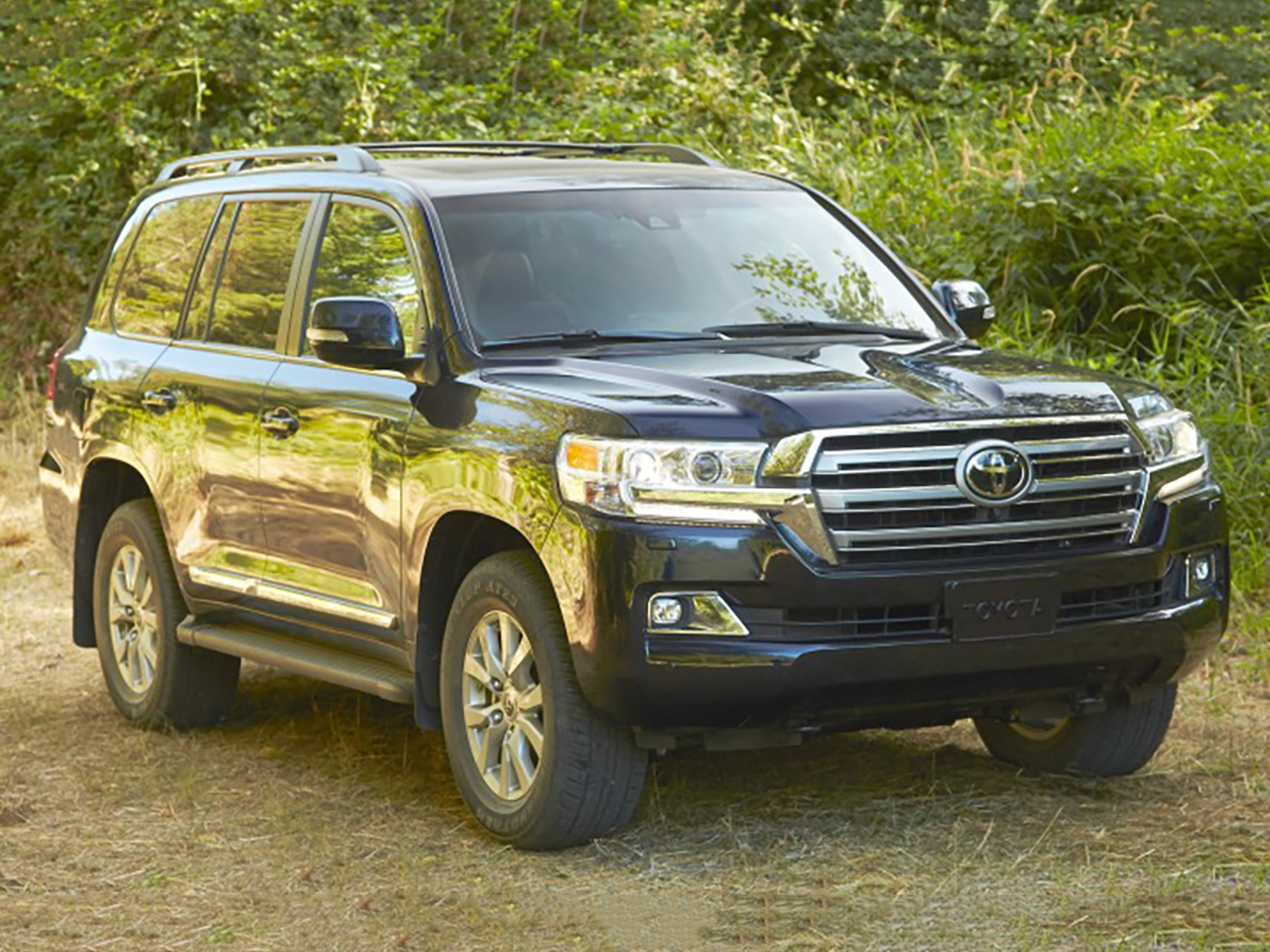Test Drive A 2016 Toyota Land Cruiser at Tustin Toyota in Tustin