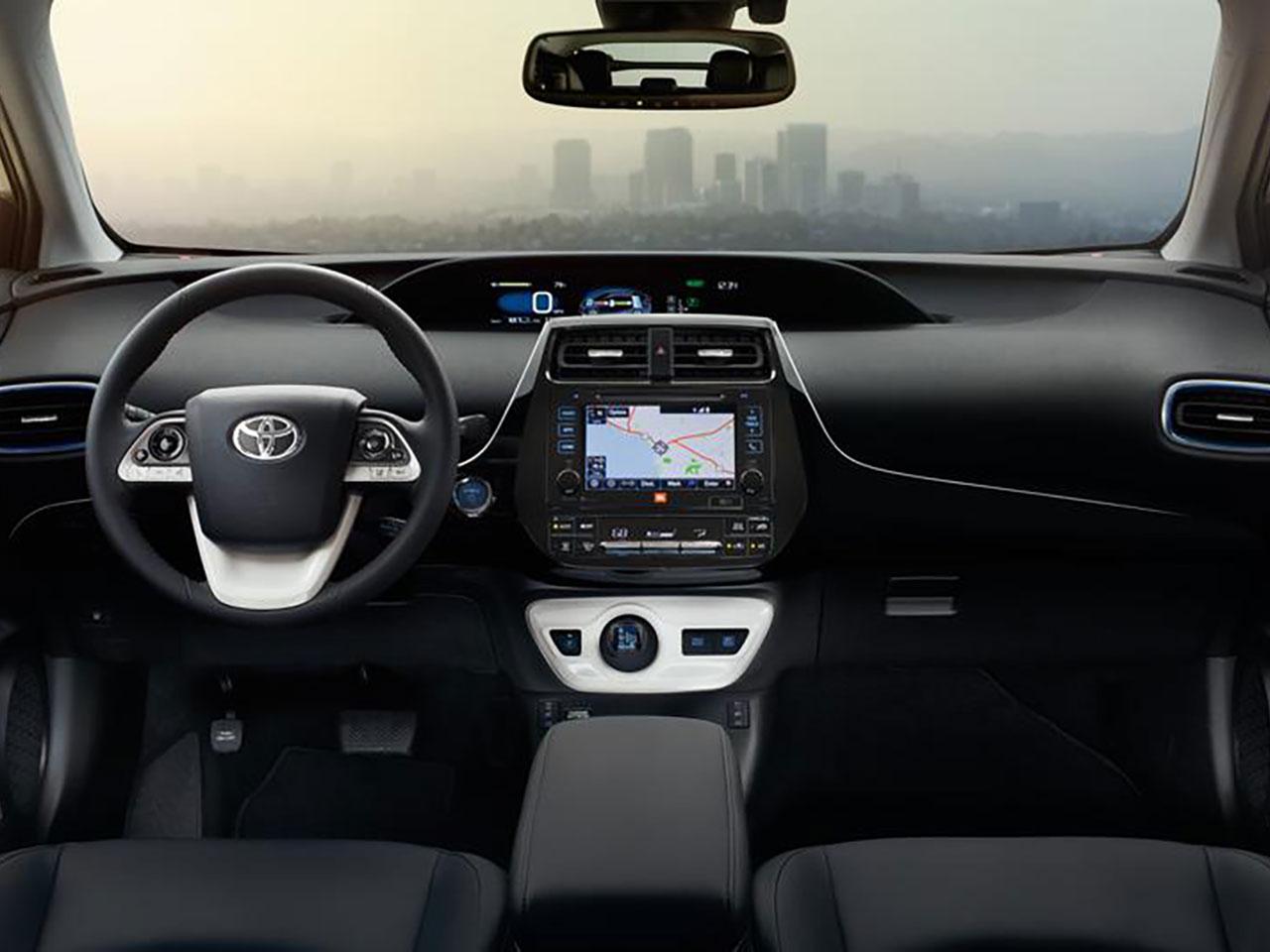 2016 Toyota Prius At Roseville Toyota