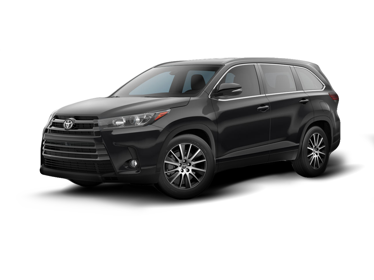 Search new Toyota Highlander Inventory