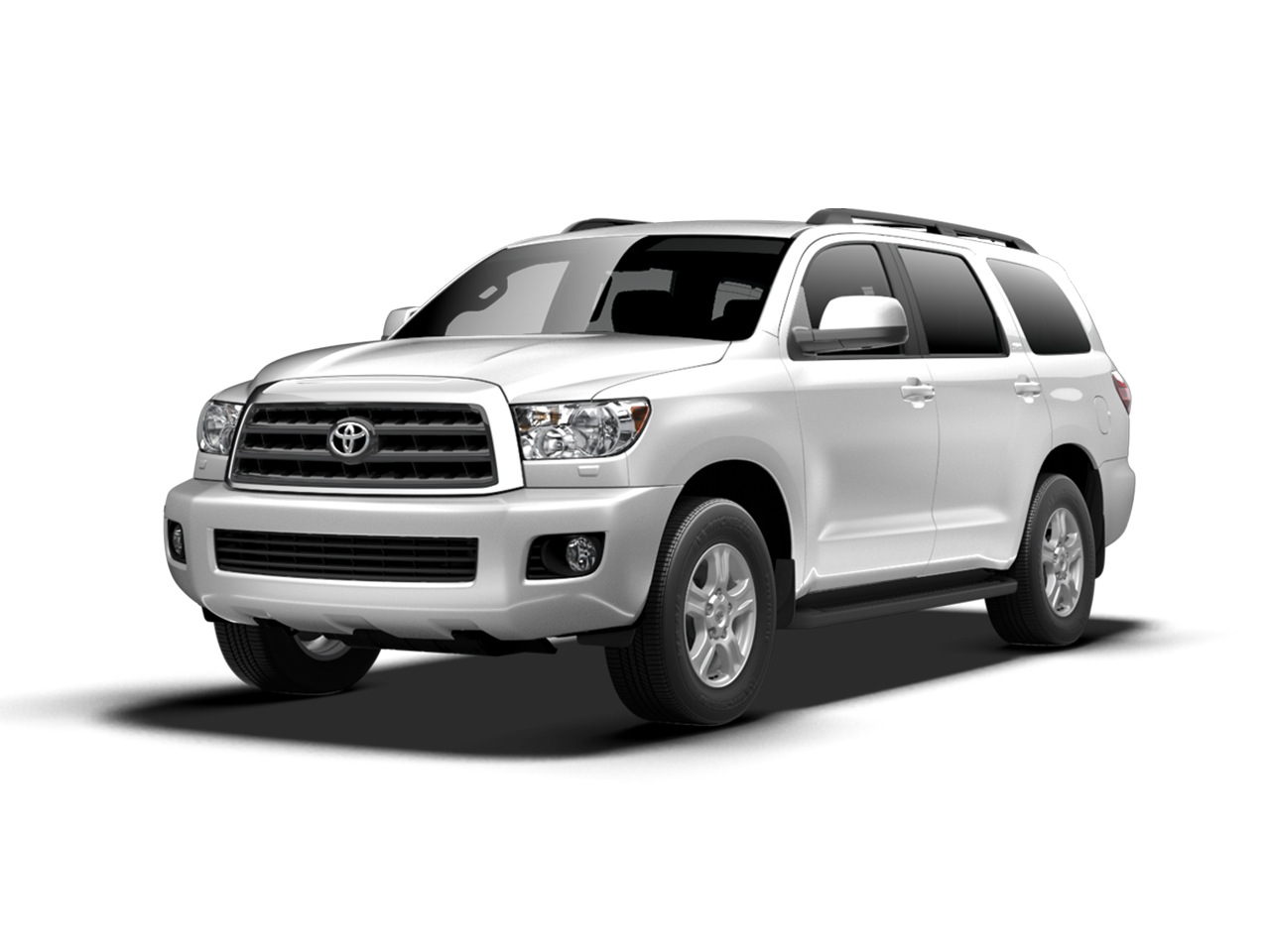Test Drive A 2017 Toyota Sequoia at Toyota of El Cajon near San Diego