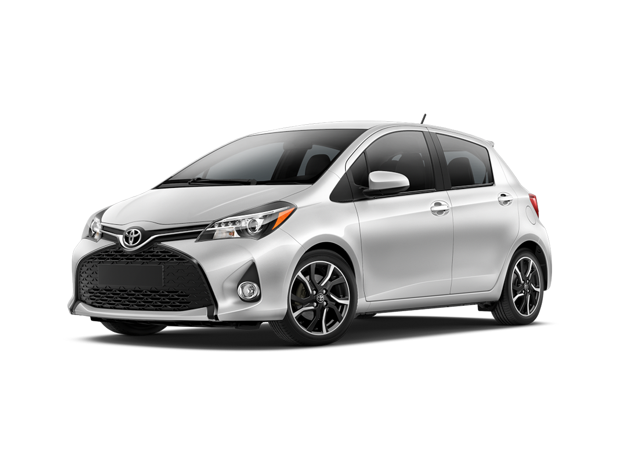 Test Drive A 2017 Toyota Yaris at Toyota of El Cajon near San Diego