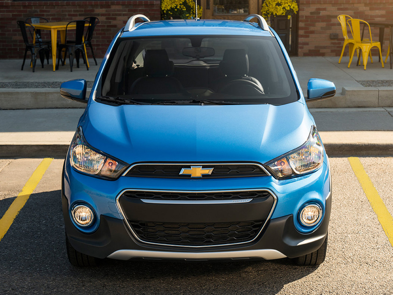 Madera Chevrolet Is A Dealer And New Car Used Spark Exterior Overview The 2018