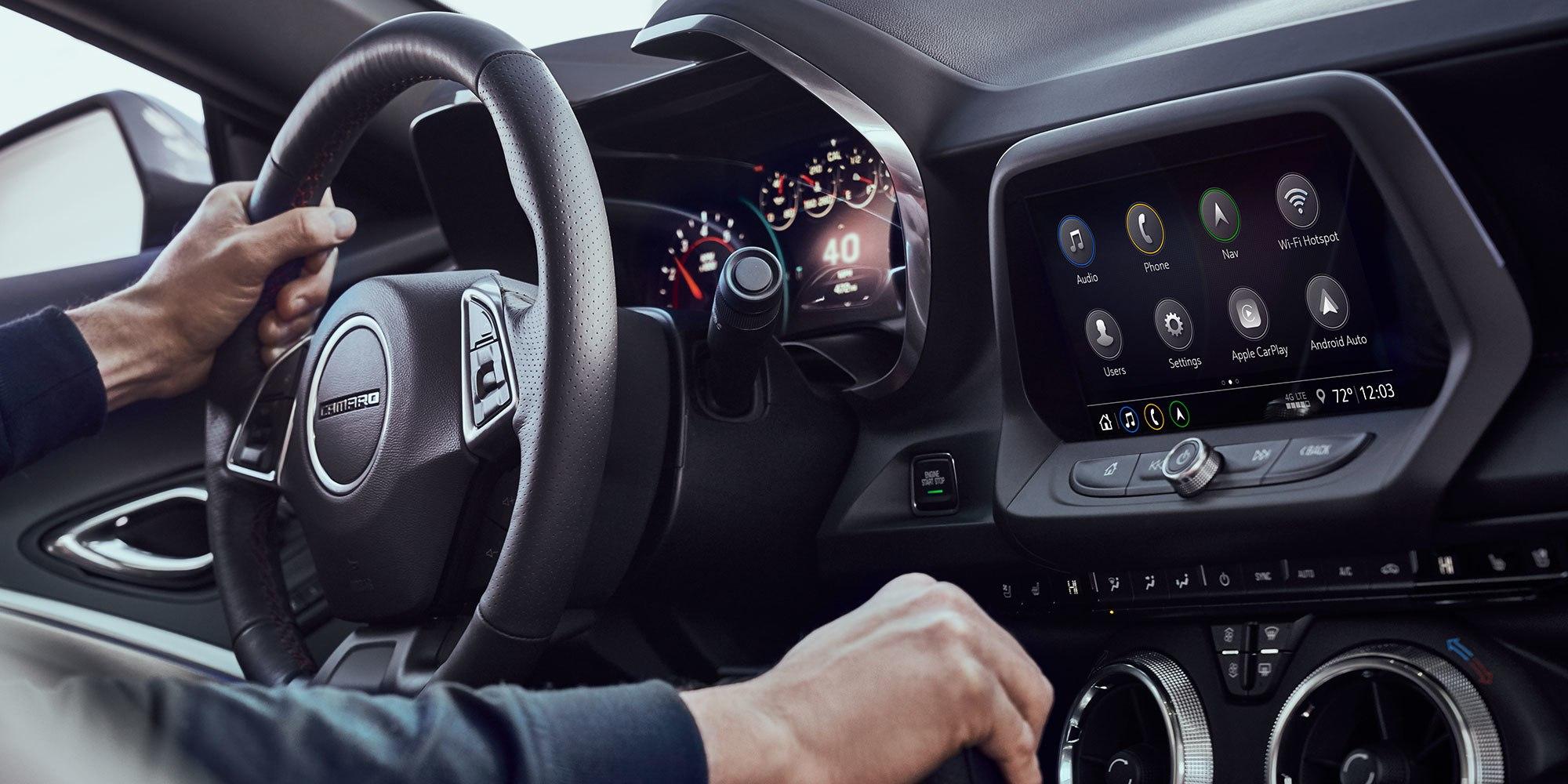 Chevrolet Camaro Ss 2019 Interior Chevrolet Cars Review