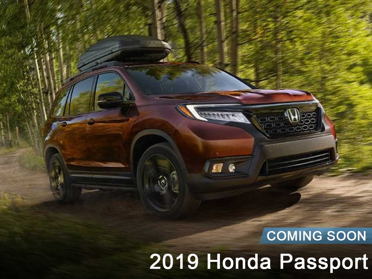 Honda Mission Hills >> New Honda Passport Mission Hills Near Los Angeles Ca