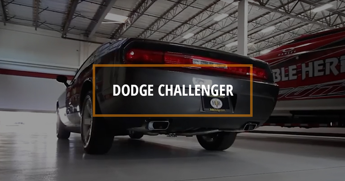STOCK to ROCK Dodge Challenger