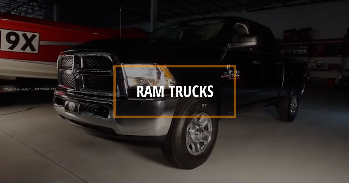 STOCK to ROCK RAM Trucks