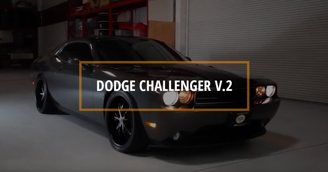 STOCK to ROCK Dodge Challenger V.2