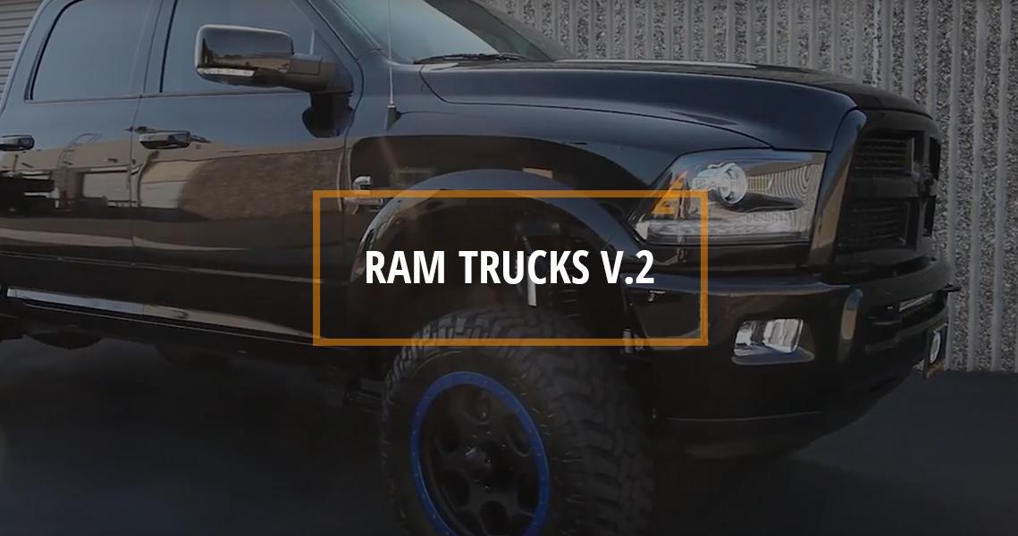 STOCK to ROCK RAM Trucks V.2